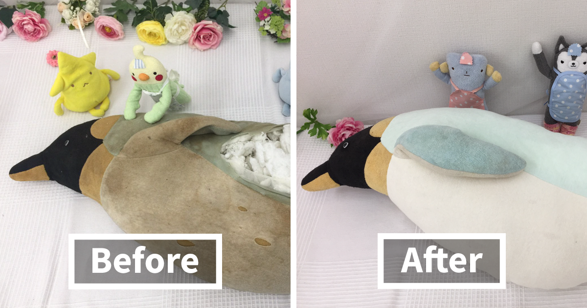"People Can Admit Their ""Sick"" Plush Toys To This Plushie Hospital In Japan So That They Could Be Restored"