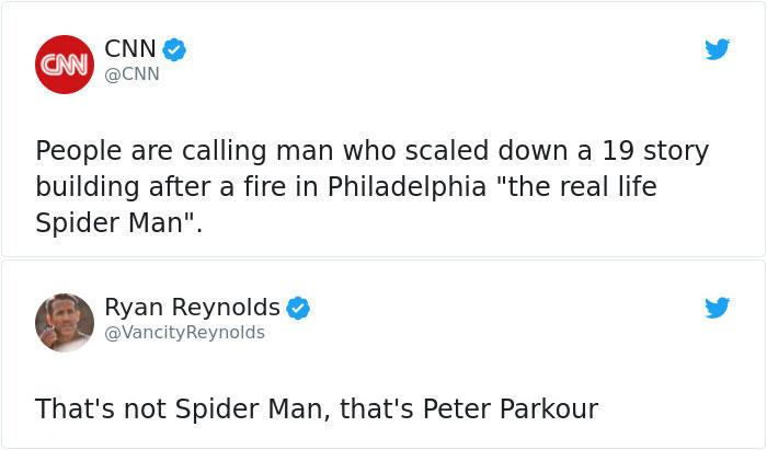 Ryan Reynolds Everybody!