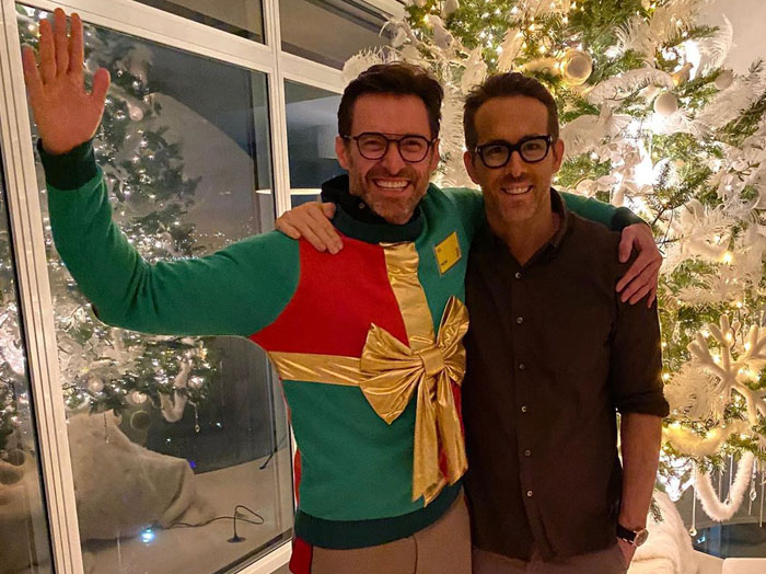 After Being Pranked Into Wearing An Ugly Sweater Last Year, Ryan Reynolds Uses It To Give Back To Kids In Need