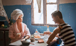 Photographer Shows What Barbie And Ken's Lives Would Be If They Lived In Soviet Russia