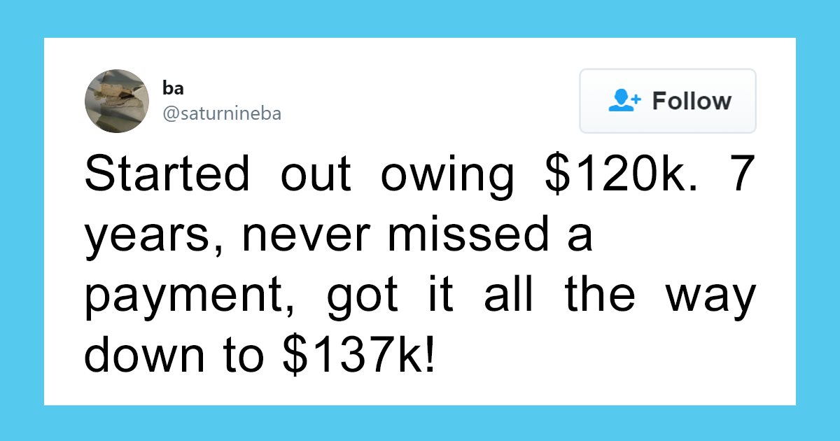 30 Folk Compare Their Pupil Loan Debt In Viral Twitter Thread, Shock If Training Is Worth It In The US thumbnail