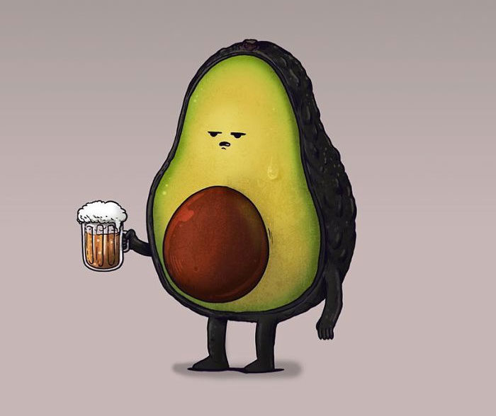 What Fruits And Vegetables Would Do If They Were Alive (30 Pics By Alex Solis)