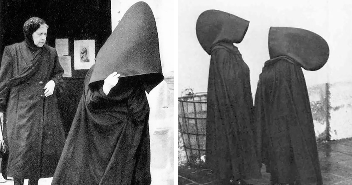 Spectacular Vintage Photos Give Us A Glimpse Into What Type Of Clothes Were Worn By Women From The Azores