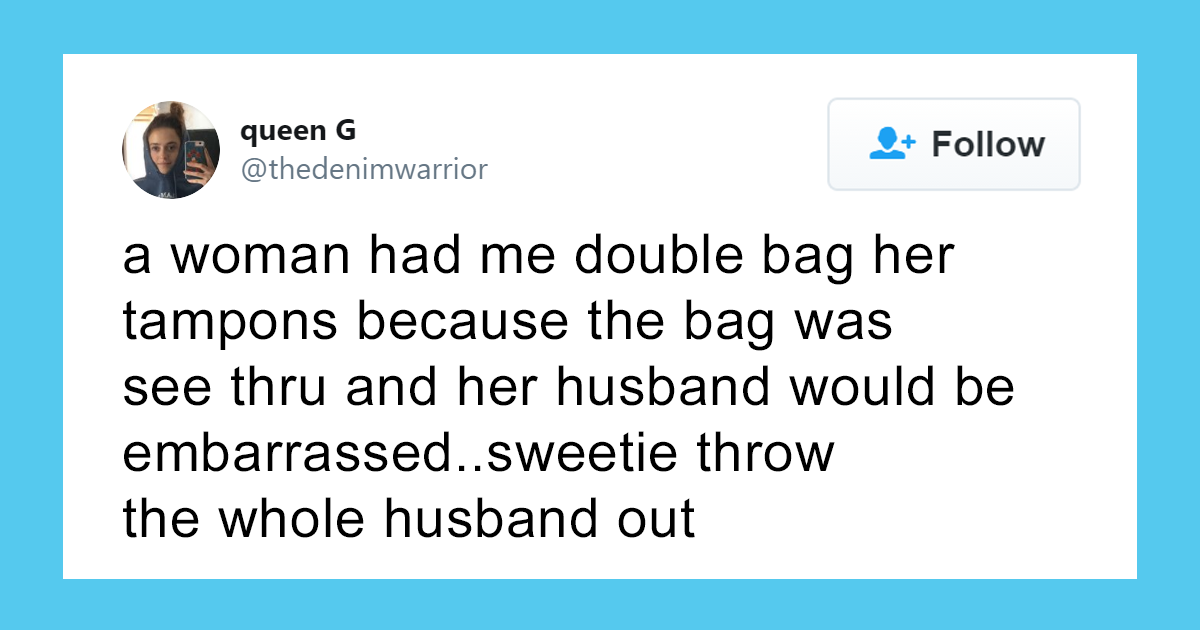 40 Tweets That Men Who Know 'Women's Place In Society' Won't Find Funny