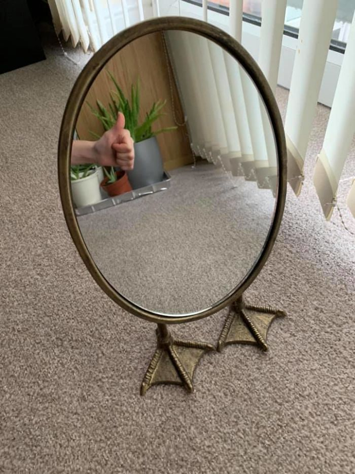 Duckie Mirror Absolutely Came Home With Me