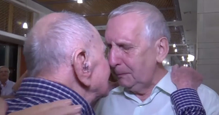 102 Y.O. Holocaust Survivor Who Thought He Had No Family Left, Gets Reunited With His Nephew After 80 Years