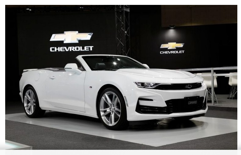 15 Things We Know About the 2020 Chevy Camaro Heritage Edition