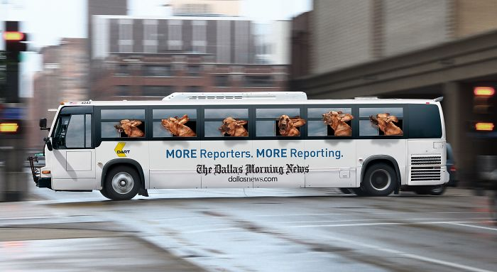 Dallas Morning News: More Reporters. More Reporting