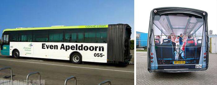Sliced Bus