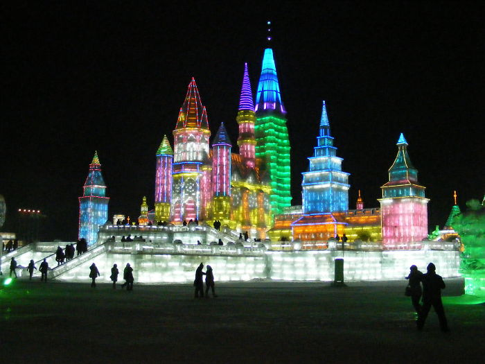 Harbin-Ice-Snow-Sculpture-Festival-China