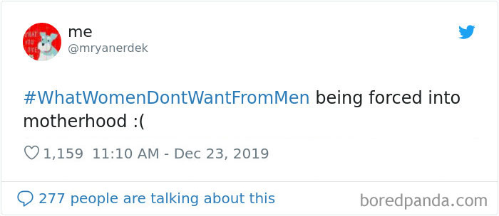 What-Women-Dont-Want-From-Men-Tweets