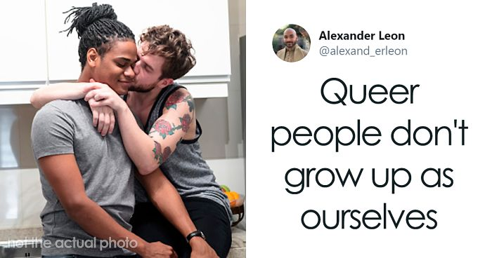 Twitter Thread About How Queer People Are Forced To Create Defense Mechanism And Sacrifice Authenticity Goes Viral