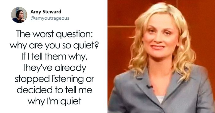Introverts Share The Stupid Questions That Make Them Roll Their Eyes (62 Tweets)