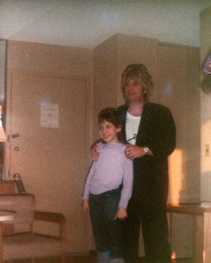 In 1983 I Was Chosen Along With 3 Other Students To Interview Ozzy Osbourne For Newsday/Kidsday Newspaper In NYC