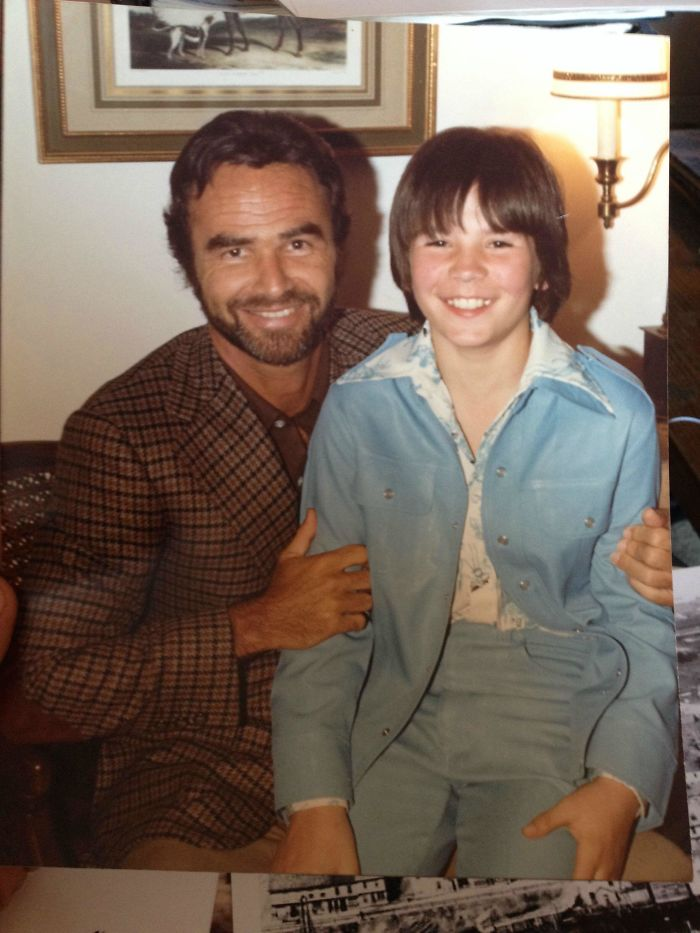 I Met Burt Reynolds In 1979 In Jupiter Florida At The Burt Reynolds Dinner Theatre. My Aunt Was Performing A Musical There. I Even Got A Ride In The Bandit. Was A Great Memory From My Childhood. Rip