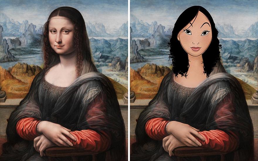 Mona Lisa / Mulan