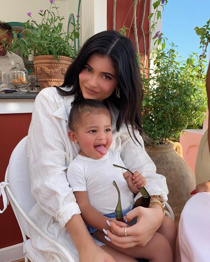 Kylie Jenner Reportedly Donated $1,000,000