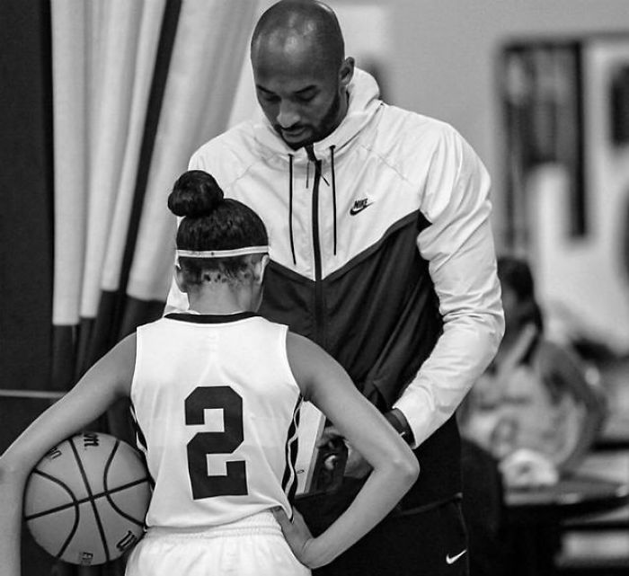 17 Heartbreaking Photos Of Kobe Bryant And His 13 Year Old