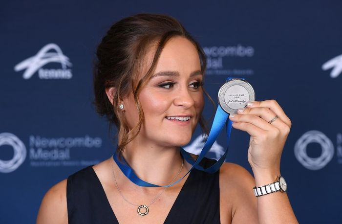 Ash Barty Promised To Donate The Prize Money ($360,000) If She Wins The Brisbane International