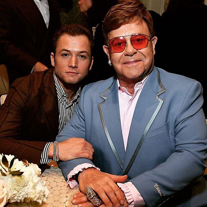 Elton John Pledged $1,000,000