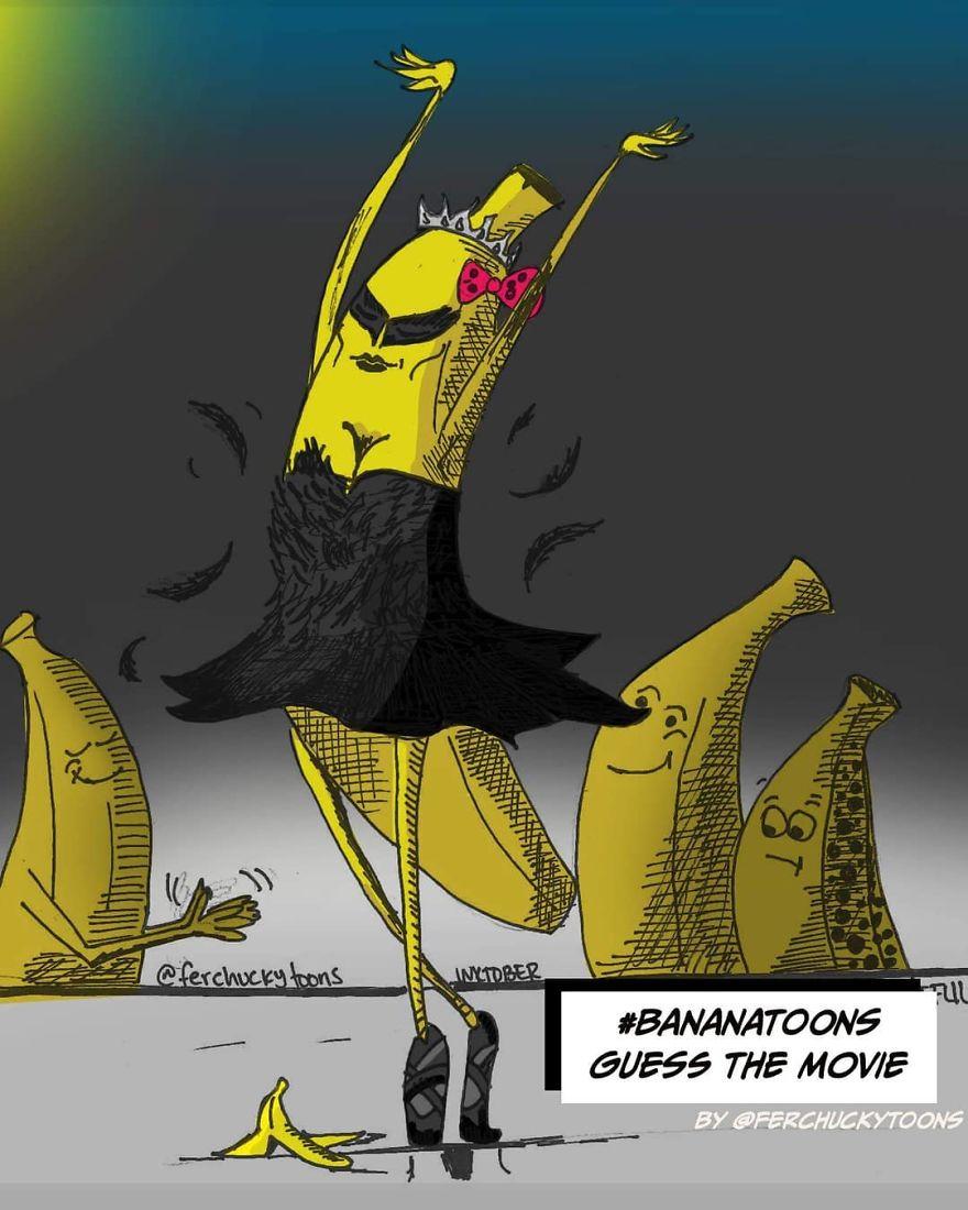 Banana Cartoons Guess The Movie