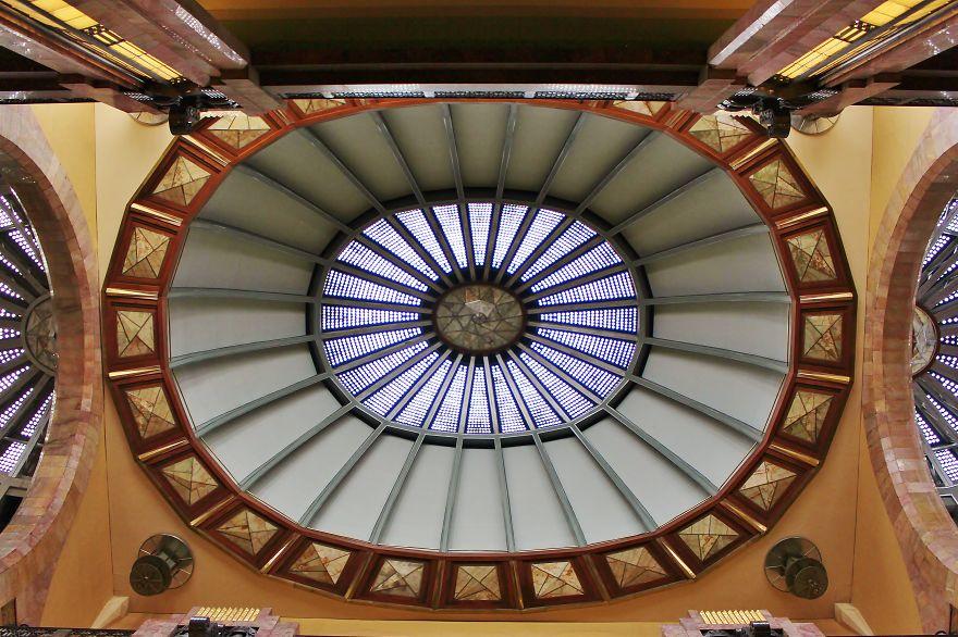 Palacio De Bellas Artes - Mexico City