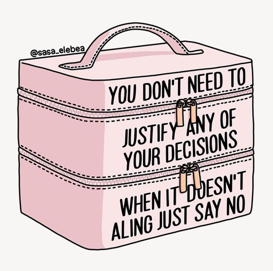 Stop Justifying Every Decision You Make