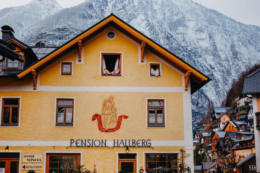 I Travelled To Hallstatt And Accidentally I Found Myself In Fairytale