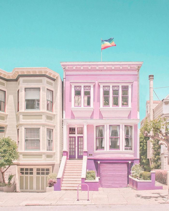 Dreamy Streets Of San Francisco