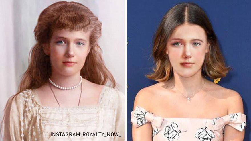The Grand Duchess Anastasia Romanov