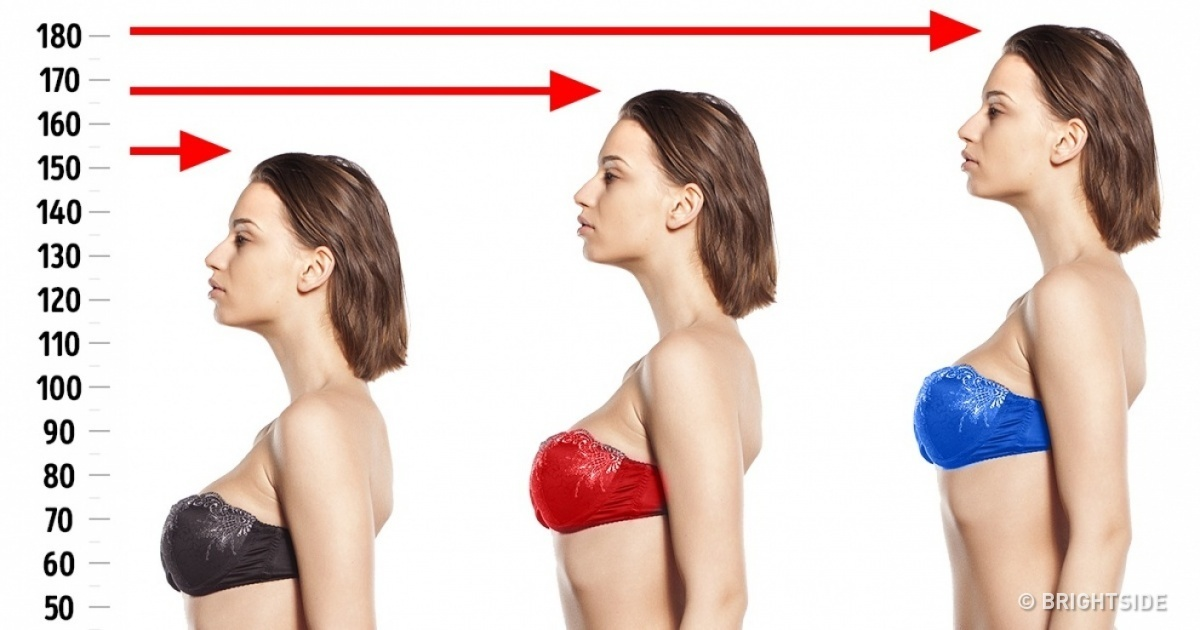 How to Become Taller and Get Perfect Posture in 1 Week