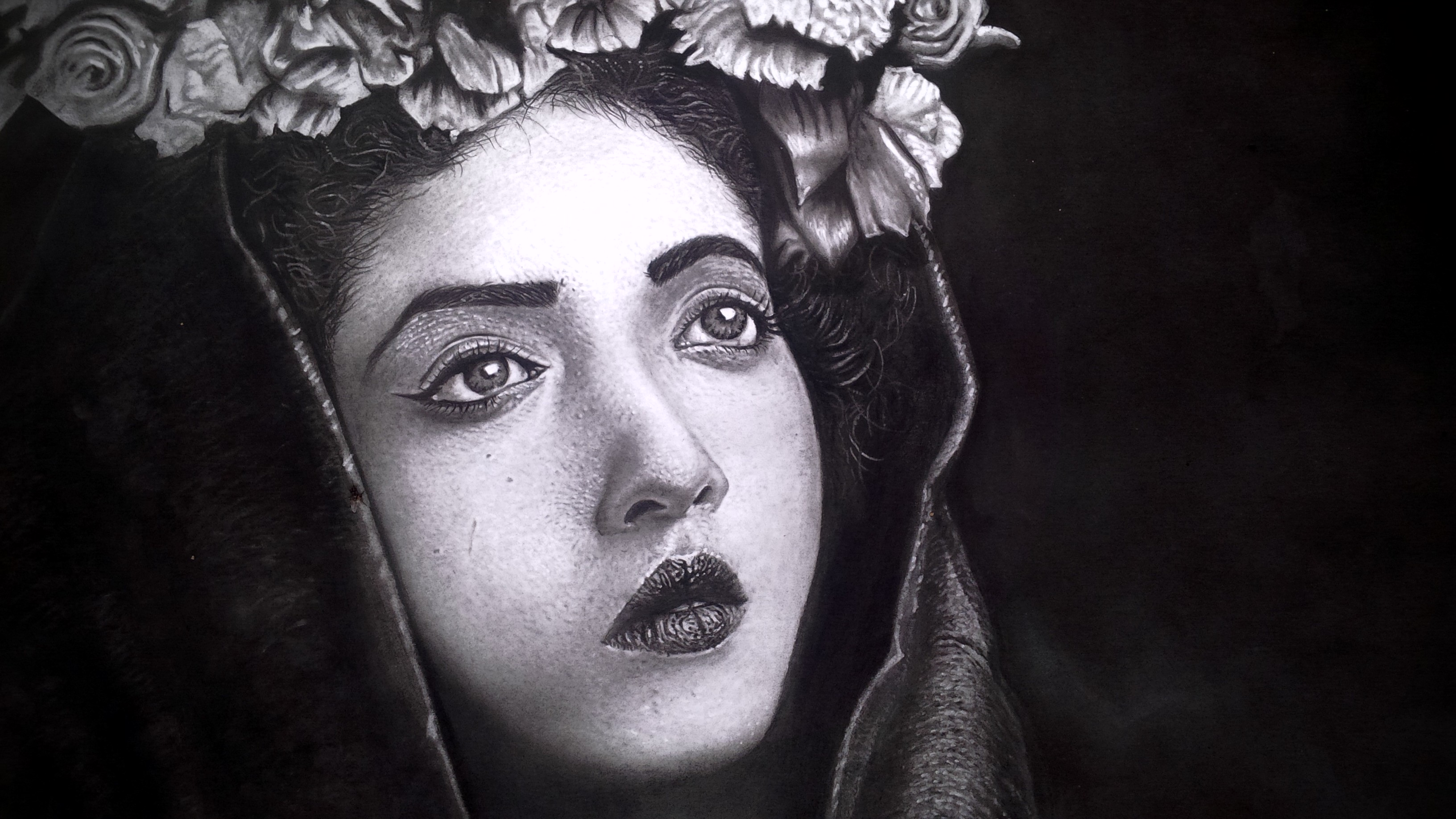 See These Dramatic Pencil Drawings By Cofrancis From Nigeria