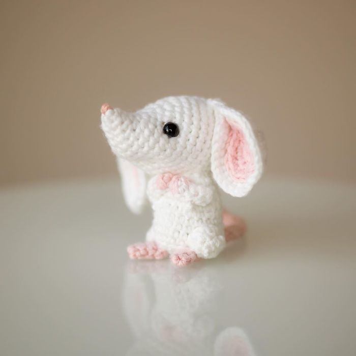 Crochet Amigurumi Hello Kitty Chinese Zodiac Tutorial and Pattern ... | 700x700