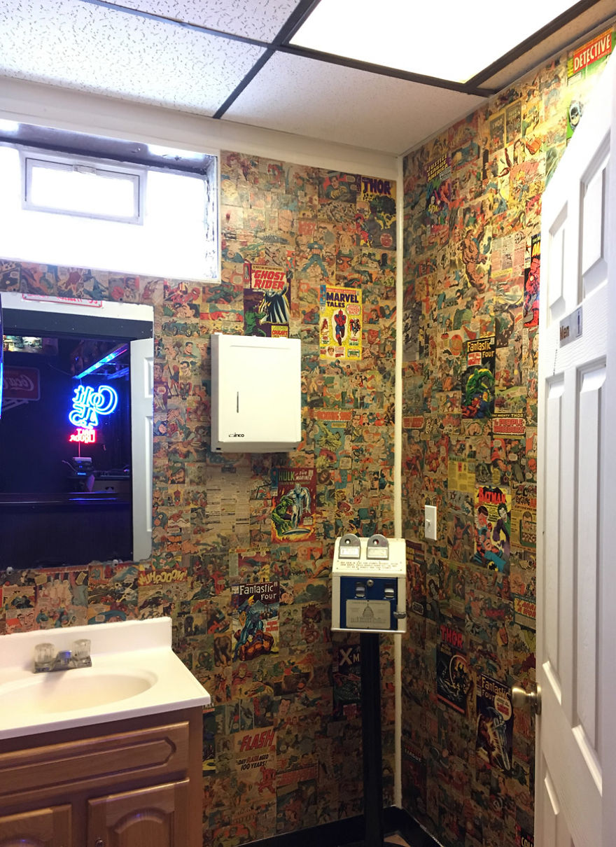 I Spent Five Years Photographing Bathrooms In Cleveland.