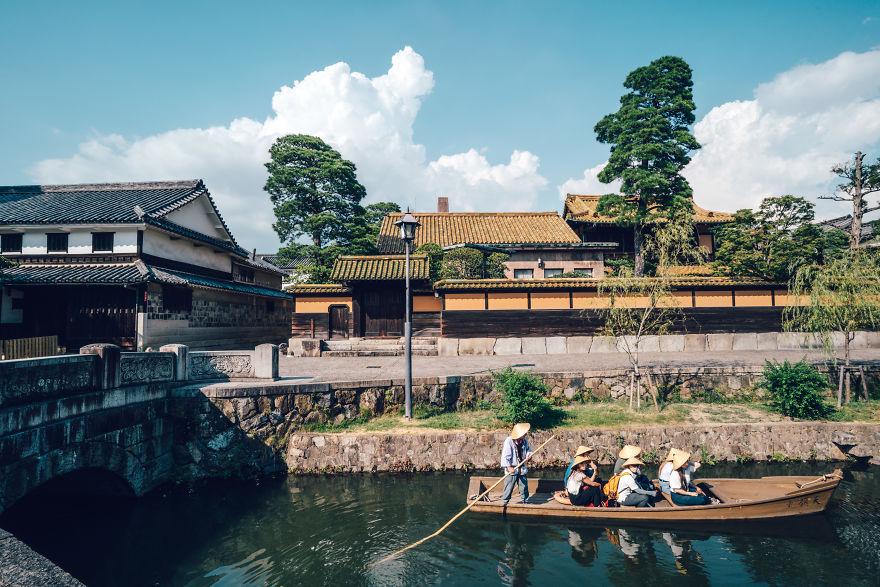 Kurashiki River Boat Tour