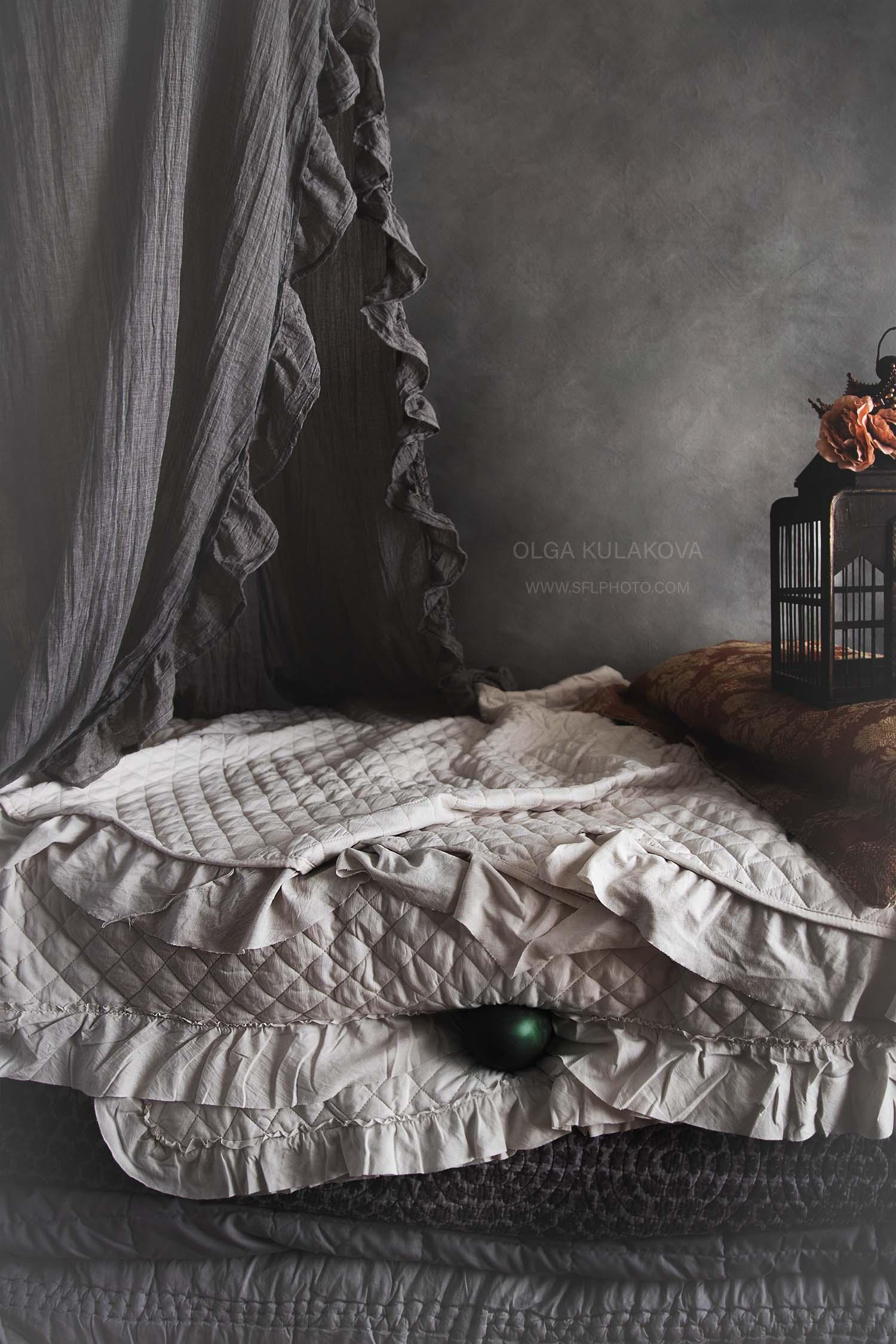 """The Princess On The Pea"" Project – Most Authentic Setup By Olga Kulakova"