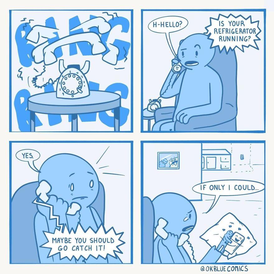Okblue Comics On Instagram