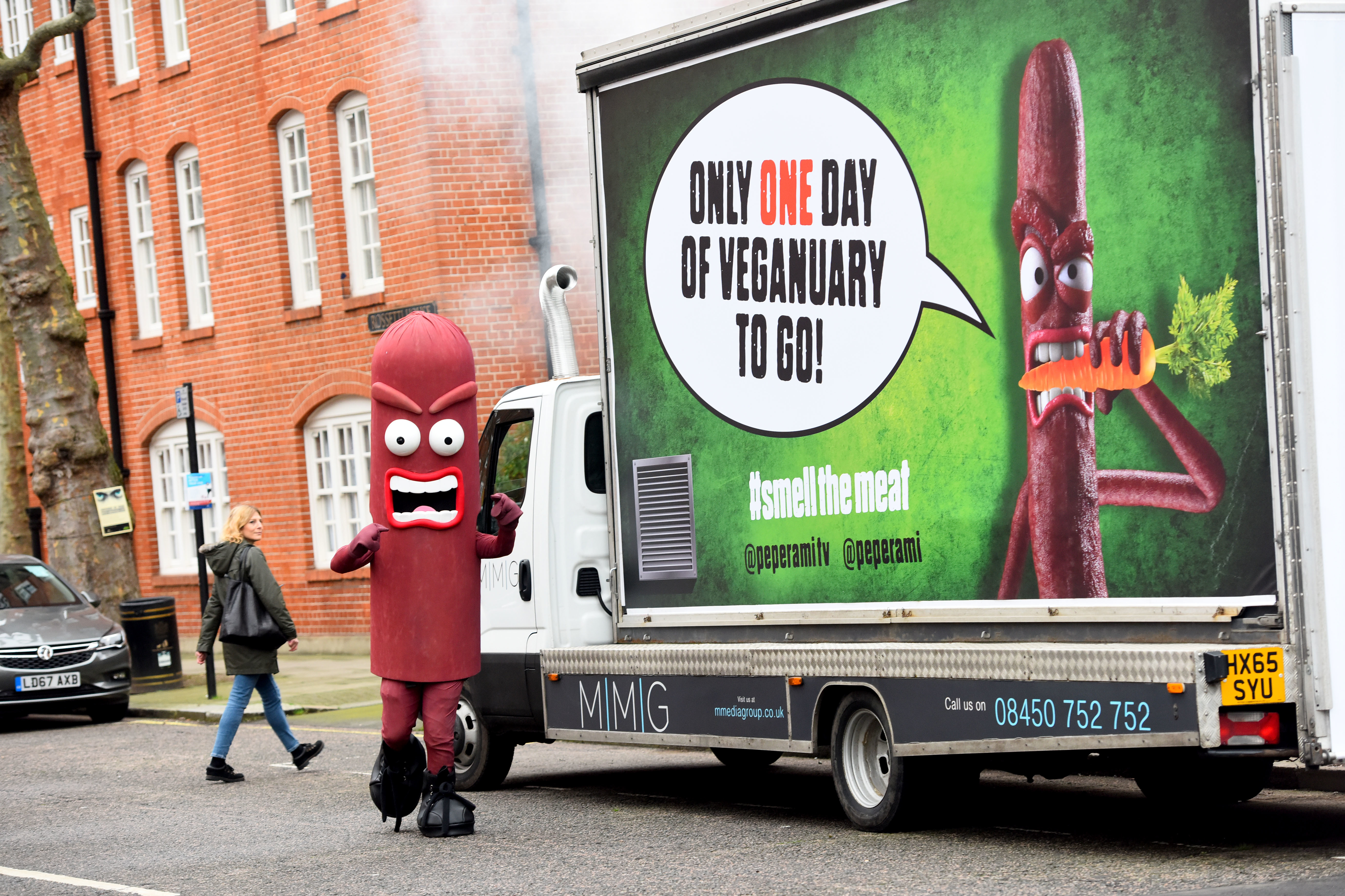 Peperami Delivers A Meaty Surprise On The Last Day Of Veganuary