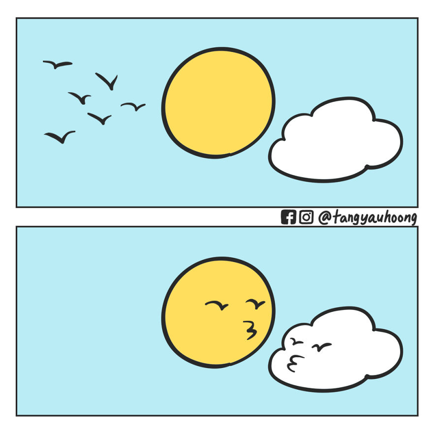Romance In The Sky