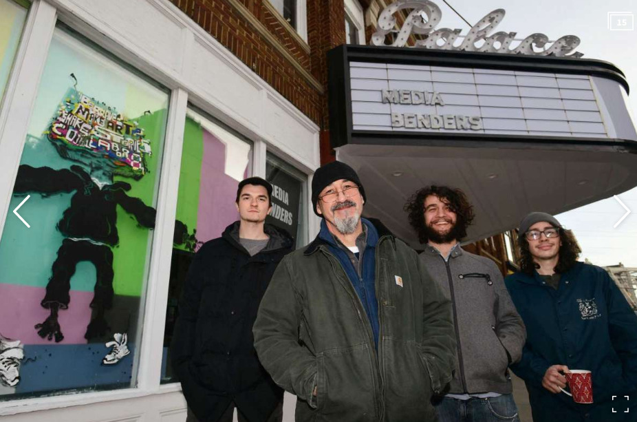 Artist Incubator Tries To Save Historic Theater In South Norwalk Ct.