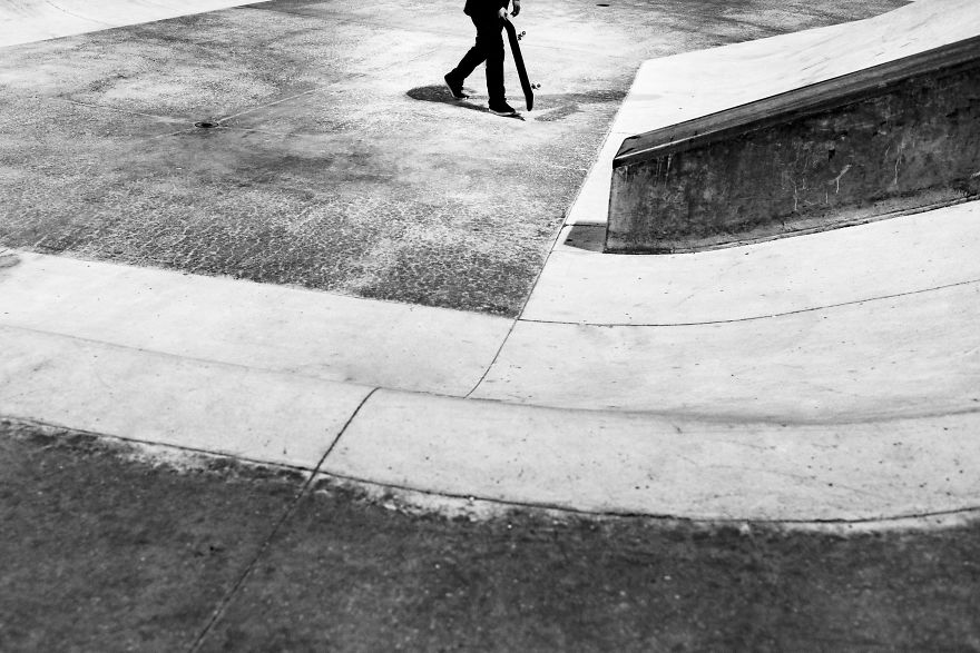 Documenting The Last Fleeting Moments Of Our Childhood Through Skateboarding.