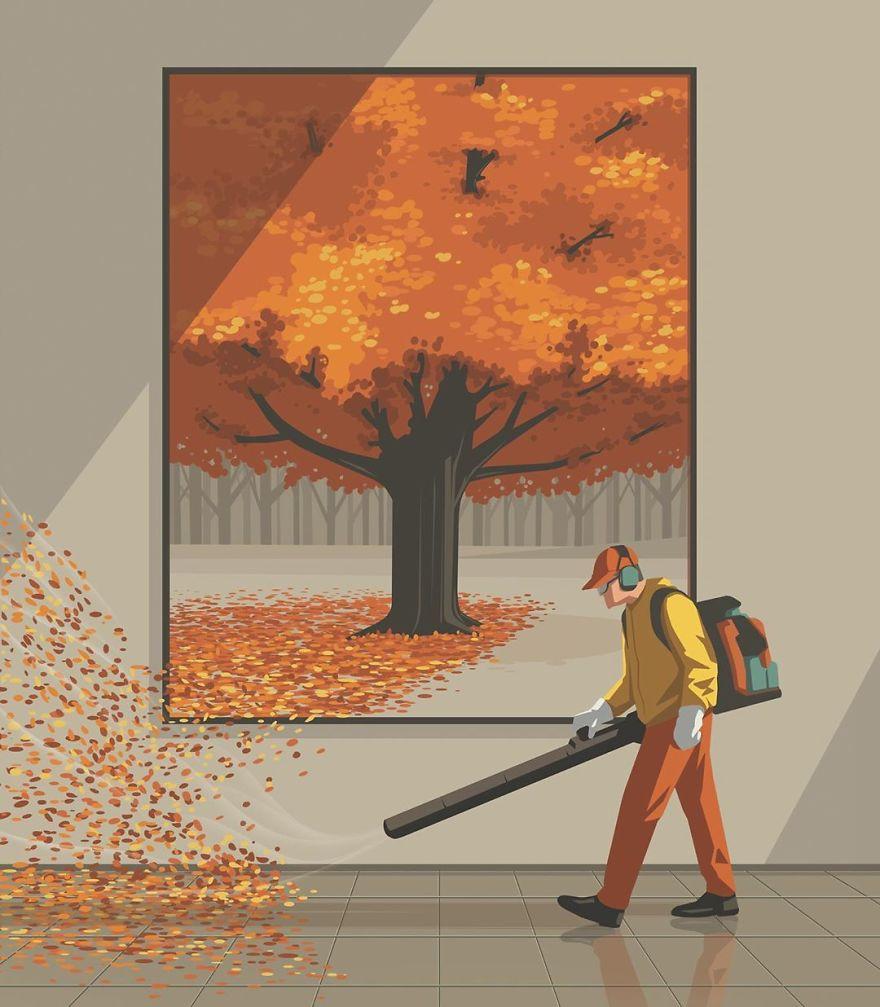 Fall's Here