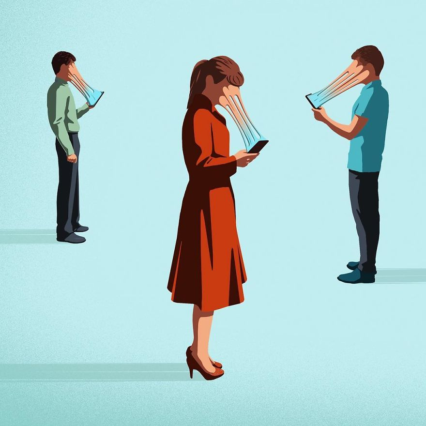 Our Relationship With Our Phones