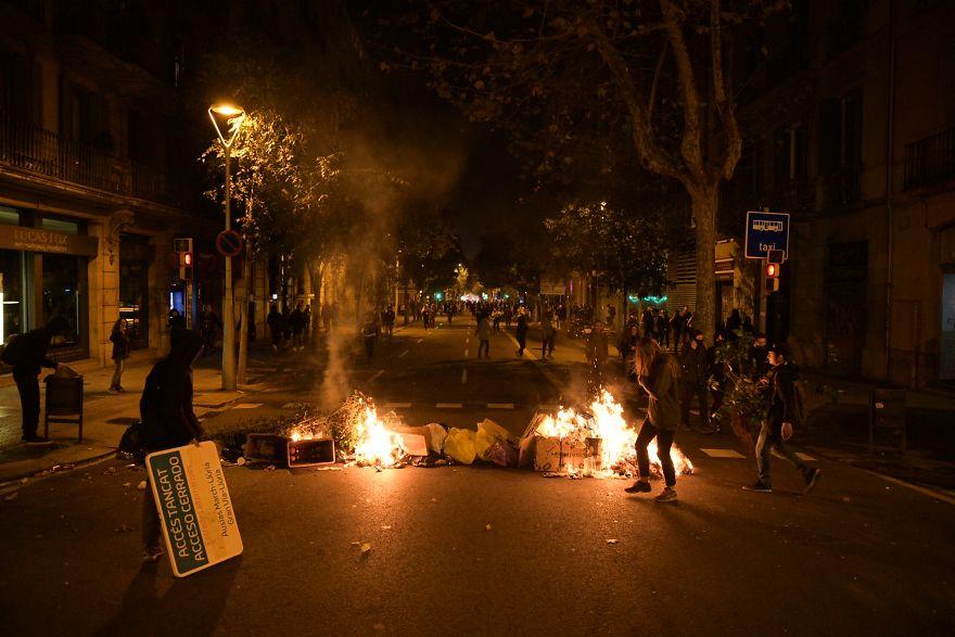 Barcelona's Riot III