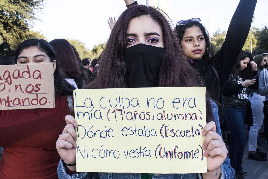 La Culpa No Era Mía (The Fault Wasn't Mine)