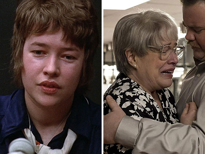 Kathy Bates: Taking Off (1971) — Richard Jewell (2019)