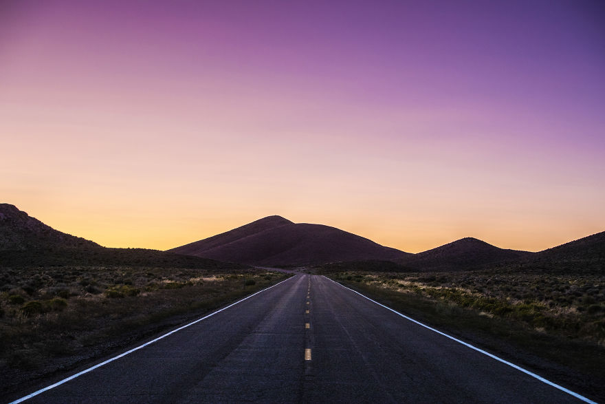 The Extremely Terrestrial Highway