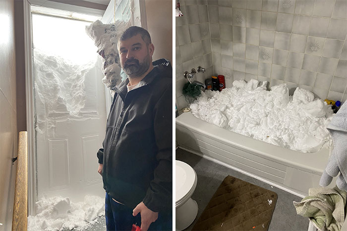 Dig Out The Door I Guess