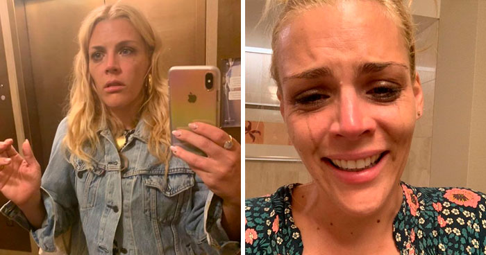 "People Are ""Disgusted"" With Busy Philipps' Reaction To Her Show's Cancellation And Her 11-YO's Letter To The Network"