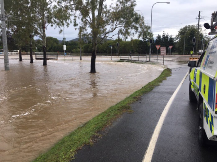 Australia Is Being Devastated By Both Bushfires And Flooding After 'Super Cell' Dumps 300mm Of Rain